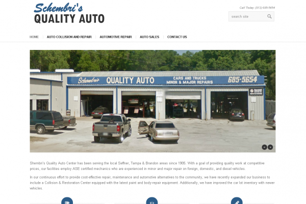 Schmbri's Quality Auto Center